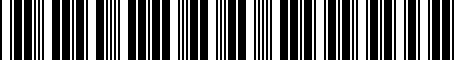 Barcode for 05033308AB