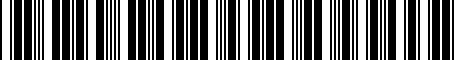 Barcode for 05093833AD