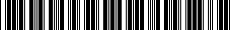 Barcode for 55274936AC