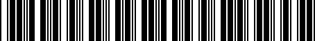 Barcode for 68040680AA