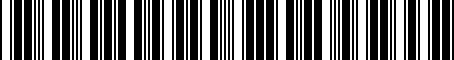 Barcode for 04685753AA