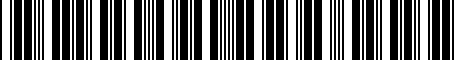 Barcode for 0H526TC3