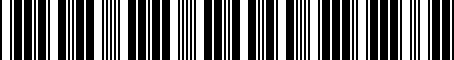 Barcode for 53030657AC