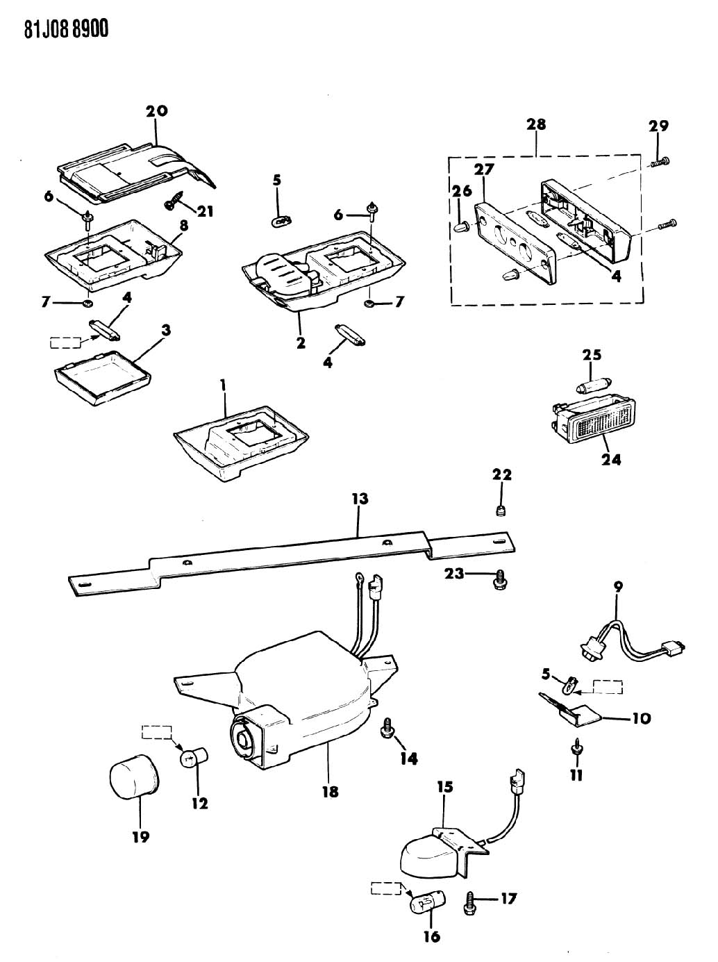 91 jeep comanche vacuum diagram