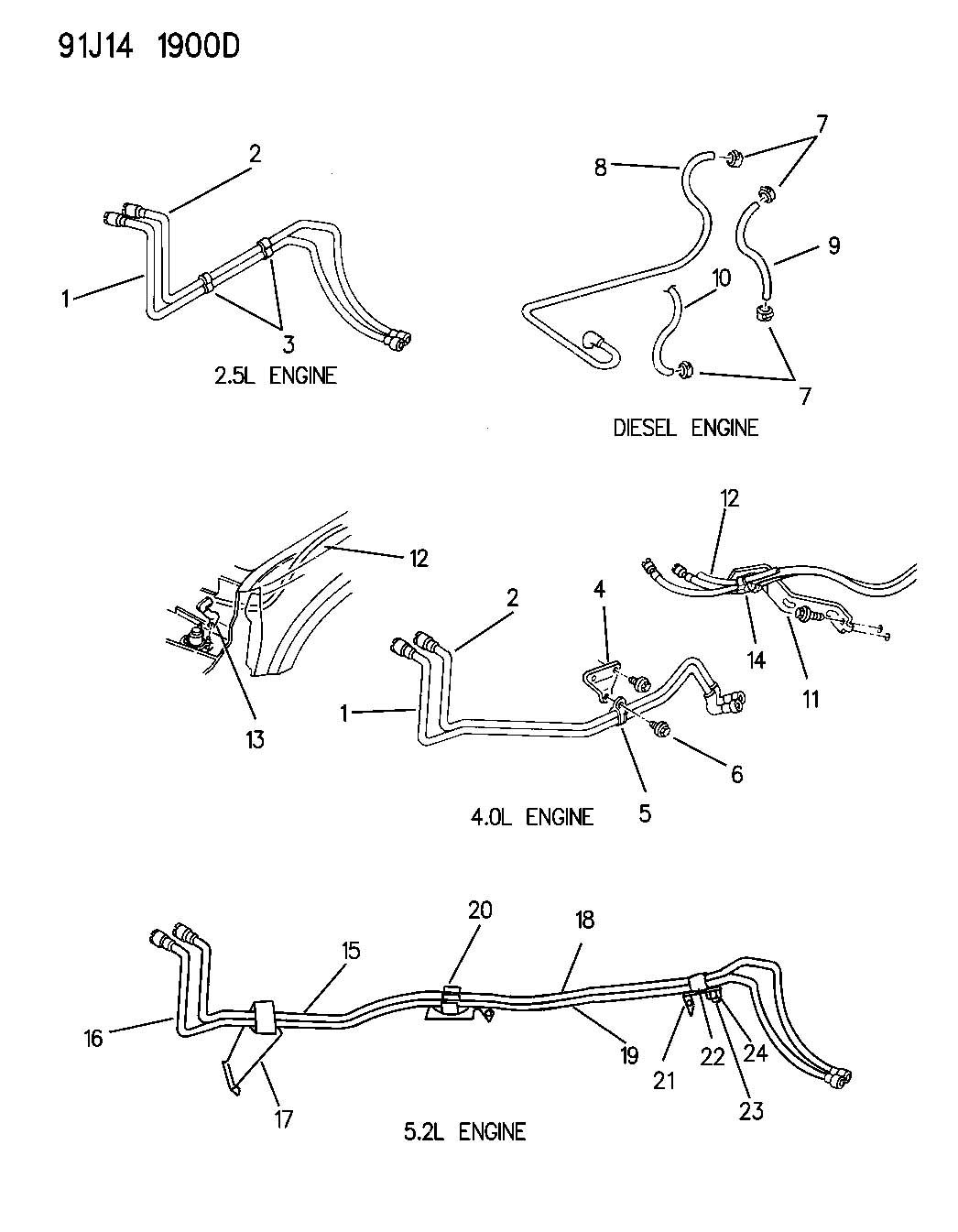 Jeep Wrangler Fuel Line Diagrams Another Blog About Wiring Diagram 1993 Lines 1989 1987