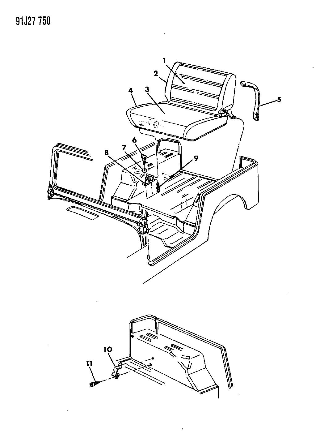 91 jeep yj front axle diagram jeep wiring diagrams instructions 1997 Chrysler Sebring jeep tj front end parts diagram wiring diagrams instructions jeep wrangler tj passenger seat parts