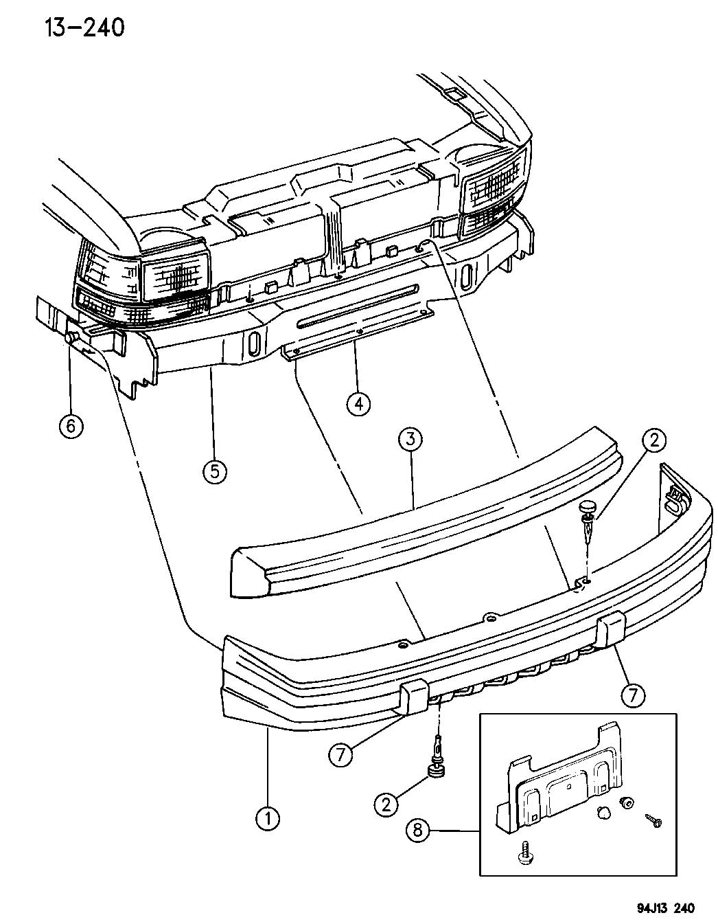 Jeep Grand Cherokee Crossmember. Front suspension. Front ...