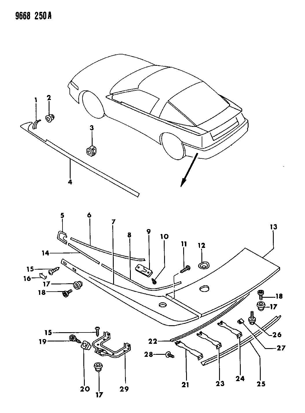 Dodge Stratus Bolt  Hex Flange Head  Cam Sensor