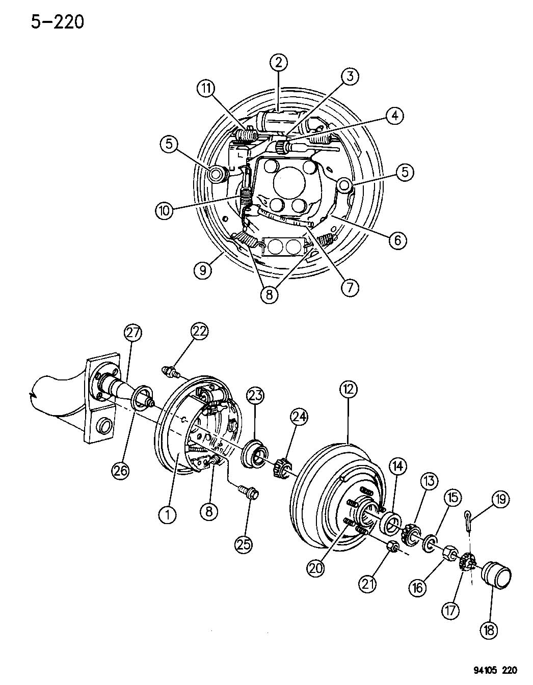 Discussion T18084 ds649080 likewise Cadillac Escalade 2004 Diagram additionally Rear Diff Axle Removal 1994 Plymouth Sundance together with Diesel Engine In Line Injection System further Pleasure4. on toyota v8 engines
