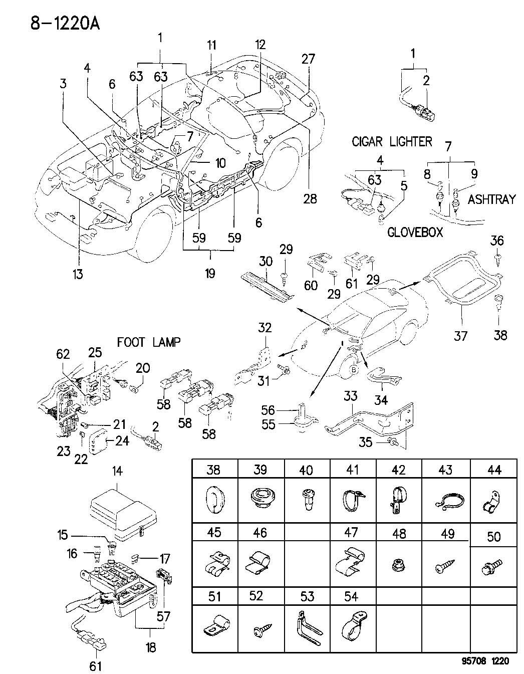 1995 Eagle Talon 2 0 Wiring Diagrams