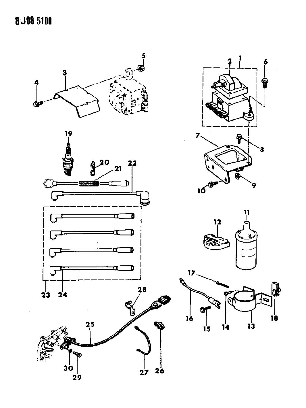 Jeep Wrangler Spark Plug  Rc