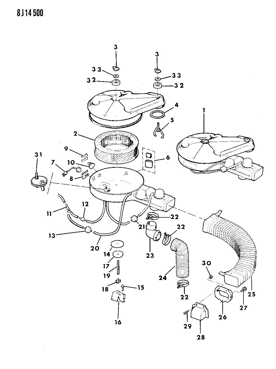 1989 toyota corolla exhaust diagram