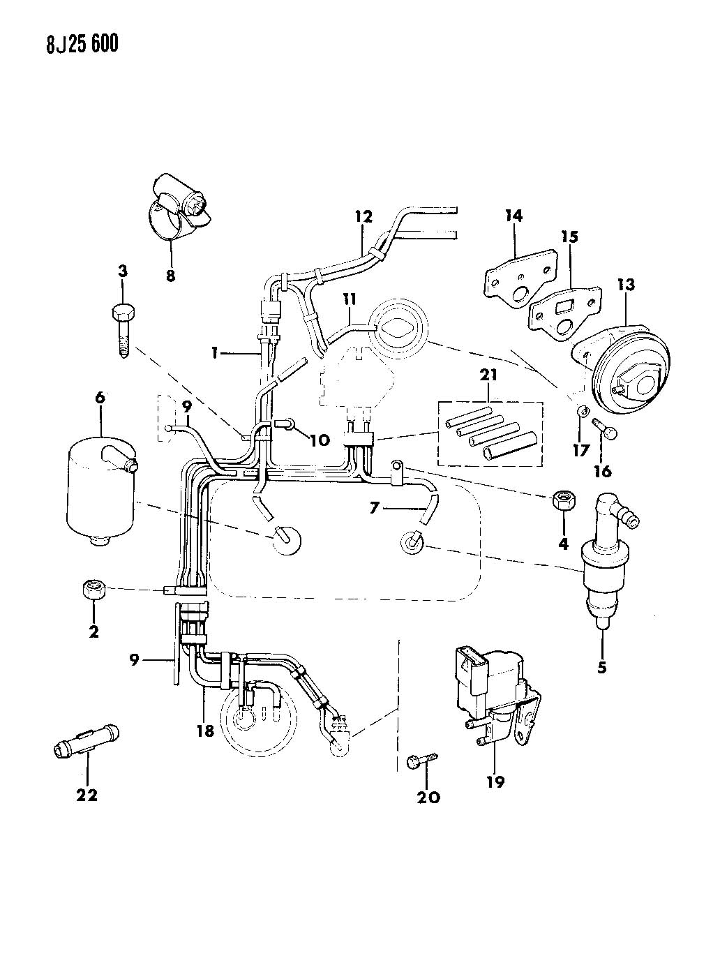 1987 jeep wrangler 4 2 vacuum diagram  jeep  auto fuse box