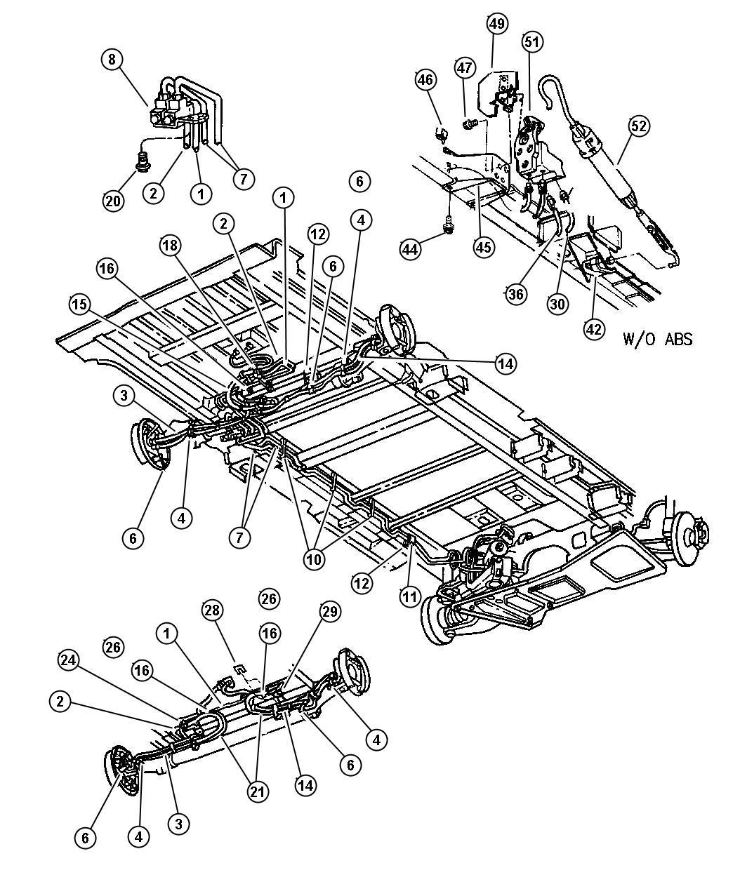 Diagram 1998 Plymouth Voyager Brake Line Diagram Full Version Hd Quality Line Diagram Hvacdiagrams Momentidifesta It