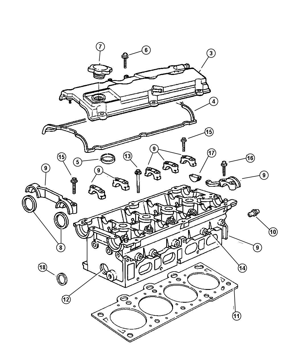 Plymouth Grand Voyager Plug  Core  1 1  4  Cylinder Block Water Jacket Drain