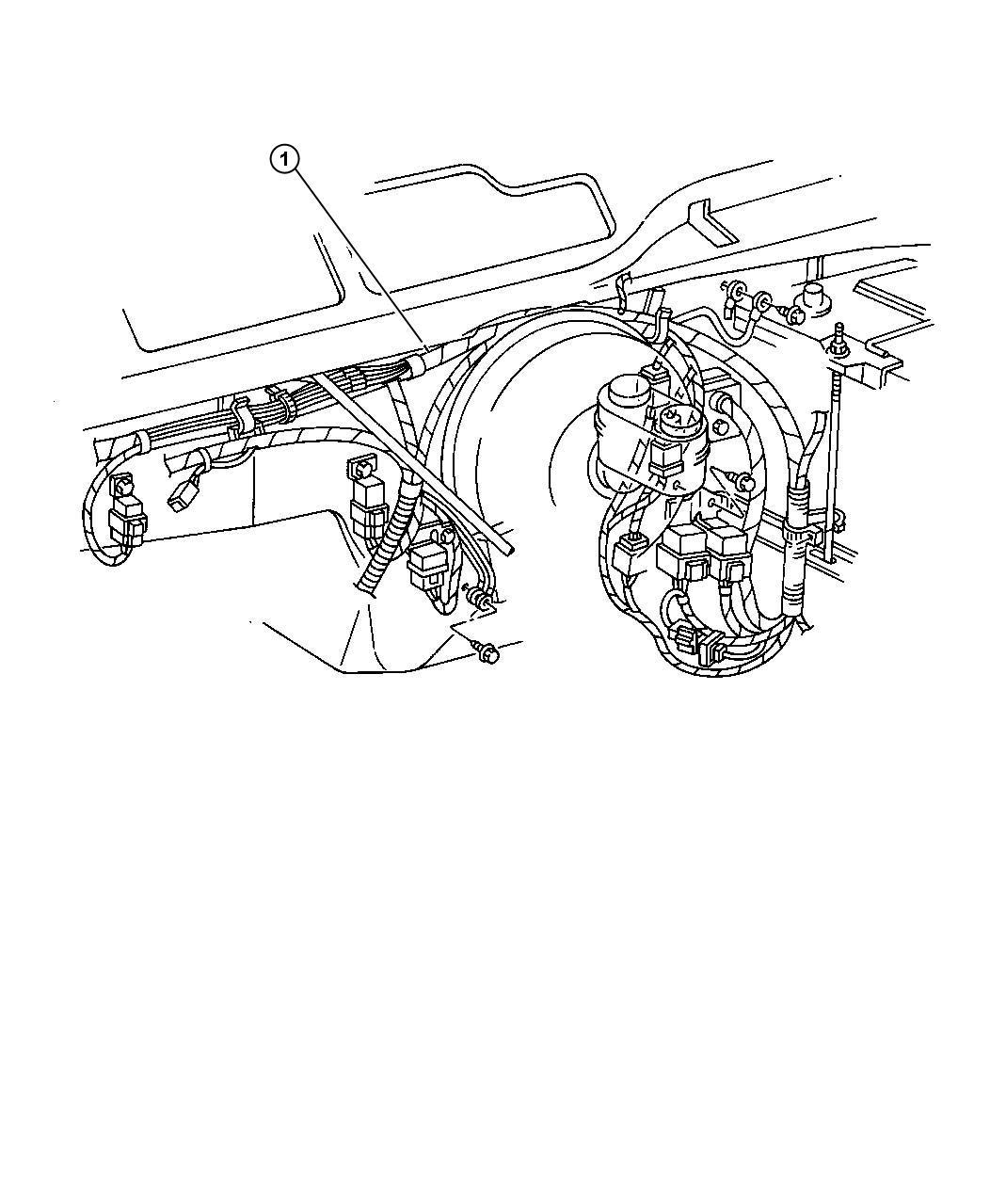 Dodge Ram 2500 Cartridge  Fuseable Link  120 Amp