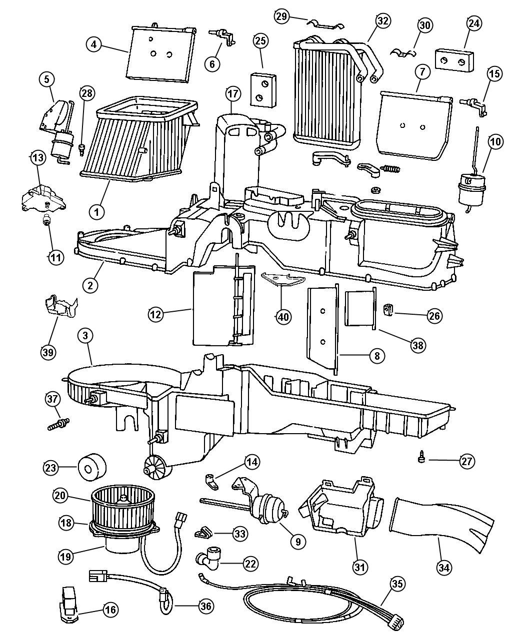 1997 dodge ram 3500 parts diagram  1997  free engine image