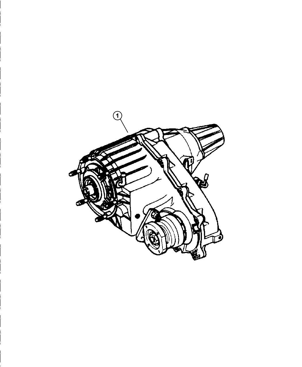 1999 Dodge 2500 Transfer Case Related Keywords & Suggestions