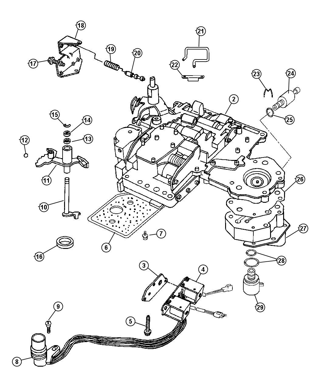 dodge a518 transmission diagram  dodge  free engine image