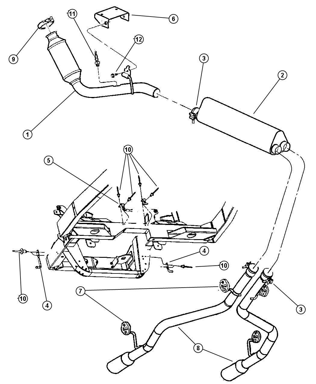 2000 Chrysler Cirrus Wiring Diagrams
