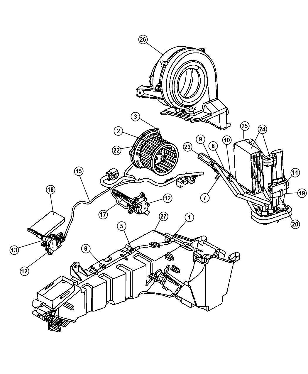 I on Wiring Diagrams 2008 Chrysler Aspen