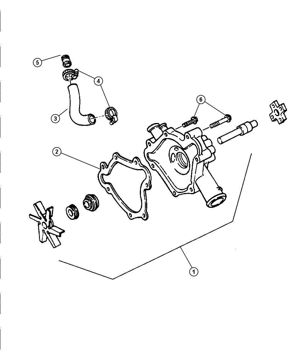dodge ram 3500 water pump diagram  dodge  free engine