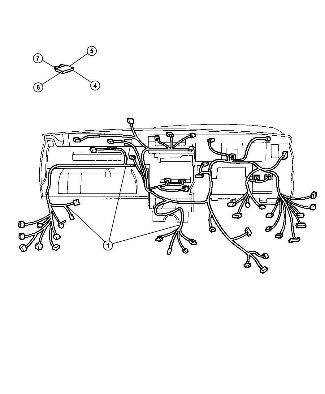 04604235 - Breaker. Circuit. Power seat, power window. [20 ...