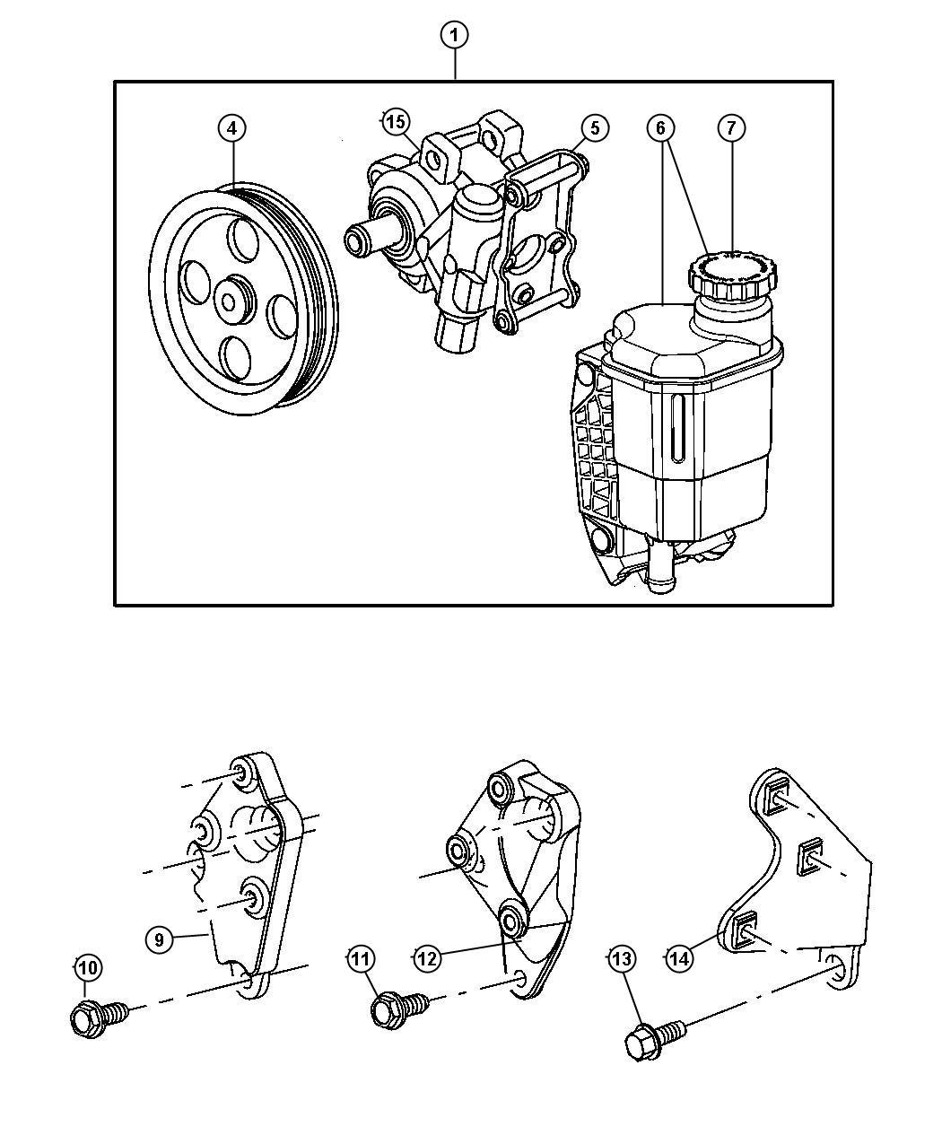 similiar 2003 dodge ram 1500 power steering diagram keywords power steering pump steering power rack and pinion steering