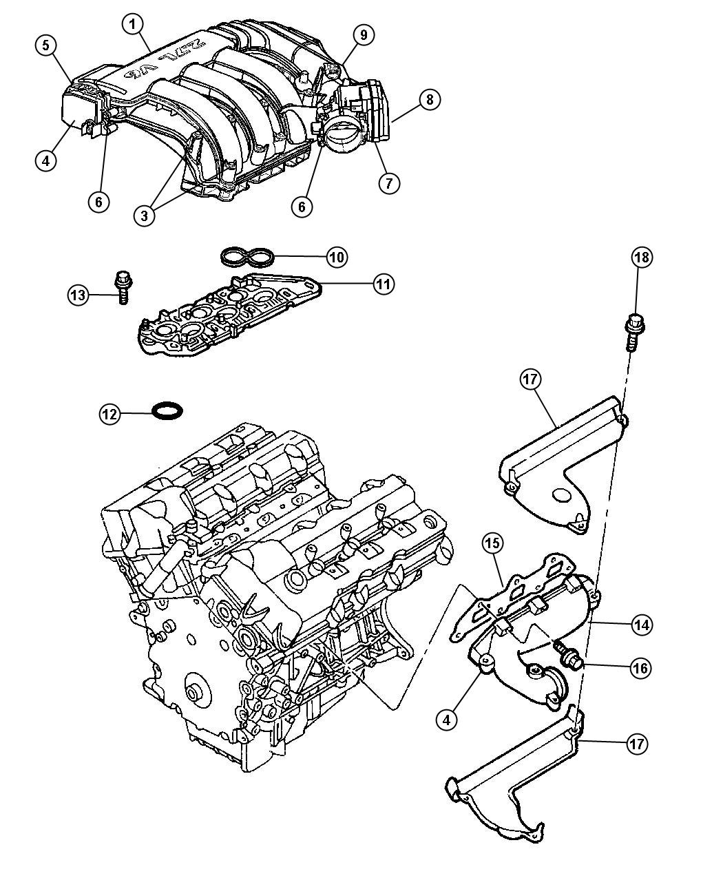 dodge magnum parts diagram wiring schematics diagram rh enr green com 2005  dodge magnum 2.7 engine diagram