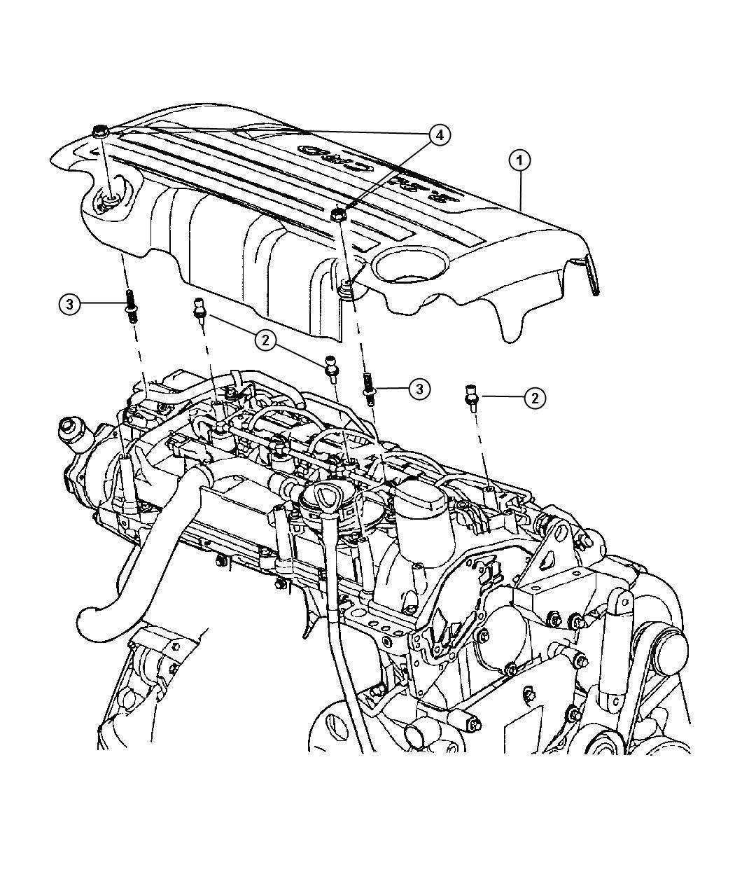 Jeep Grand Cherokee V8 Engine Diagram