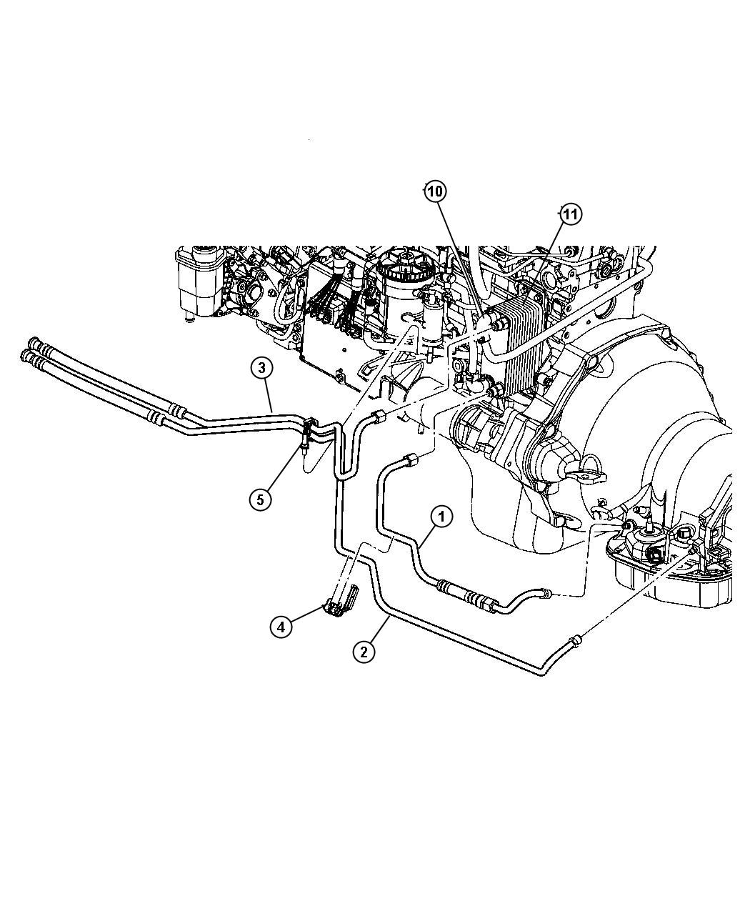 ford transit connect transmission parts