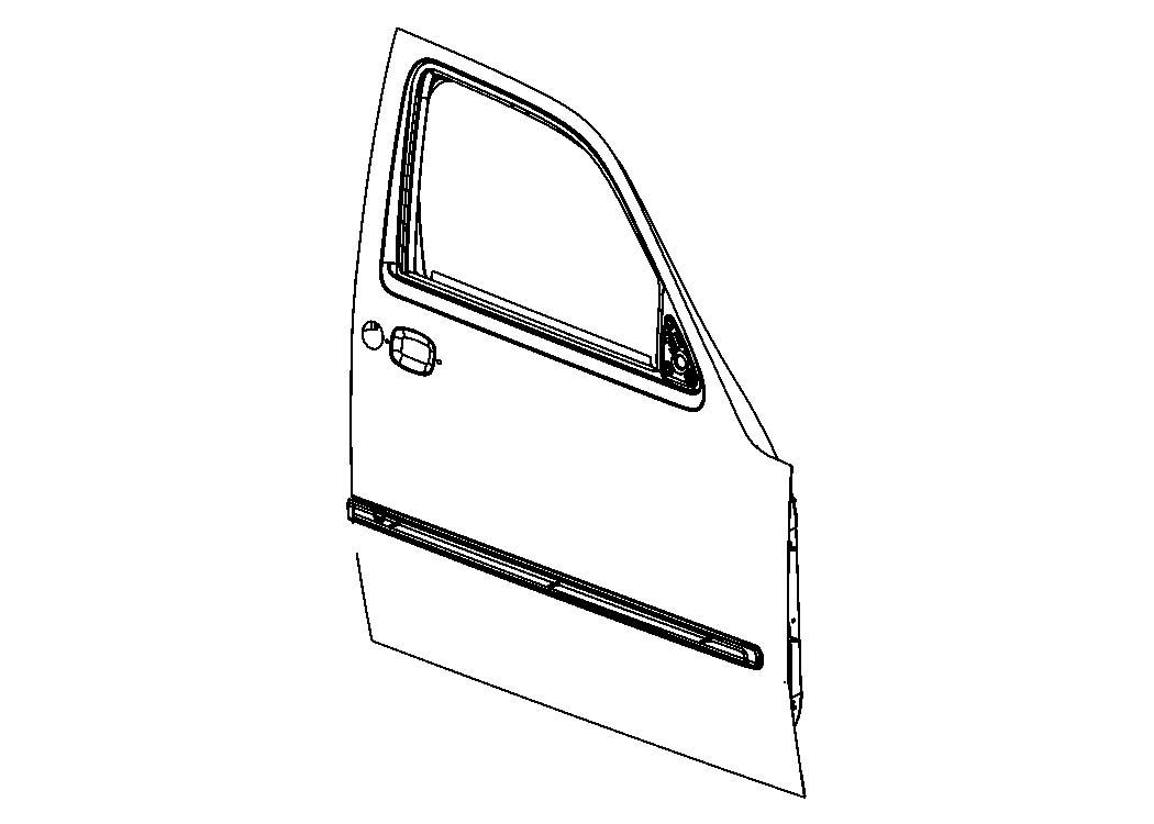 Dodge Ram 1500 Clip. Vacuum harness - 55366863AA | Mopar ...