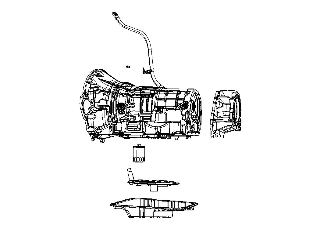 56050277AD     Jeep    Wiring    Alternator    and battery
