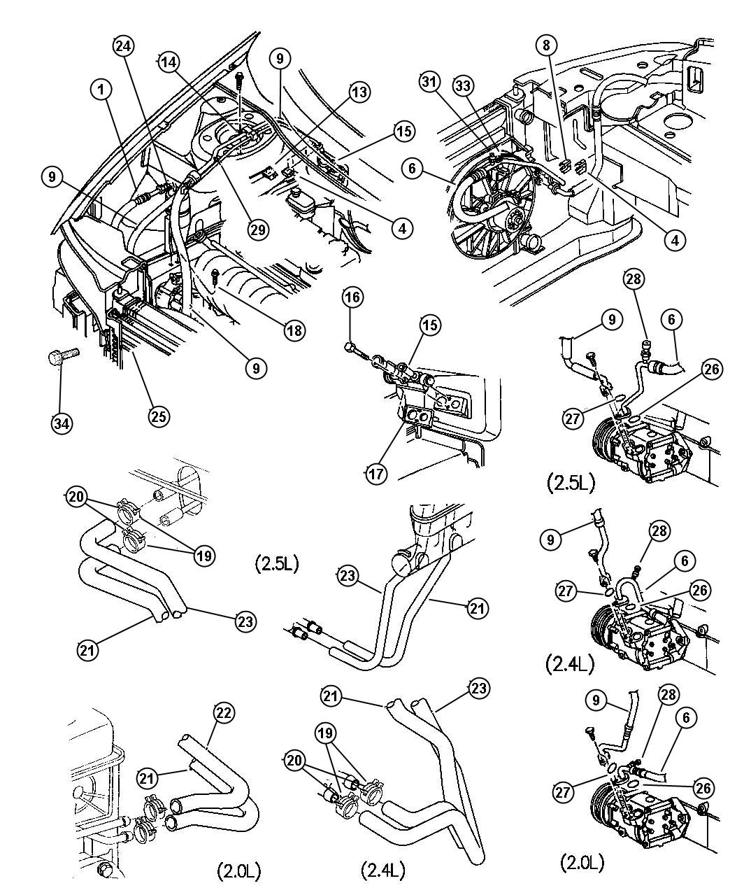 Lexus Es 300 1999 Lexus Es 300 Emissions in addition Mustang Wiring Diagrams also Firing Order Diagram For Ford Ranger L Fixya also P 0996b43f802e2f27 additionally Engine Diagram 1999 Dodge Plymouth. on 2000 dodge neon 2 0 vacuum diagram