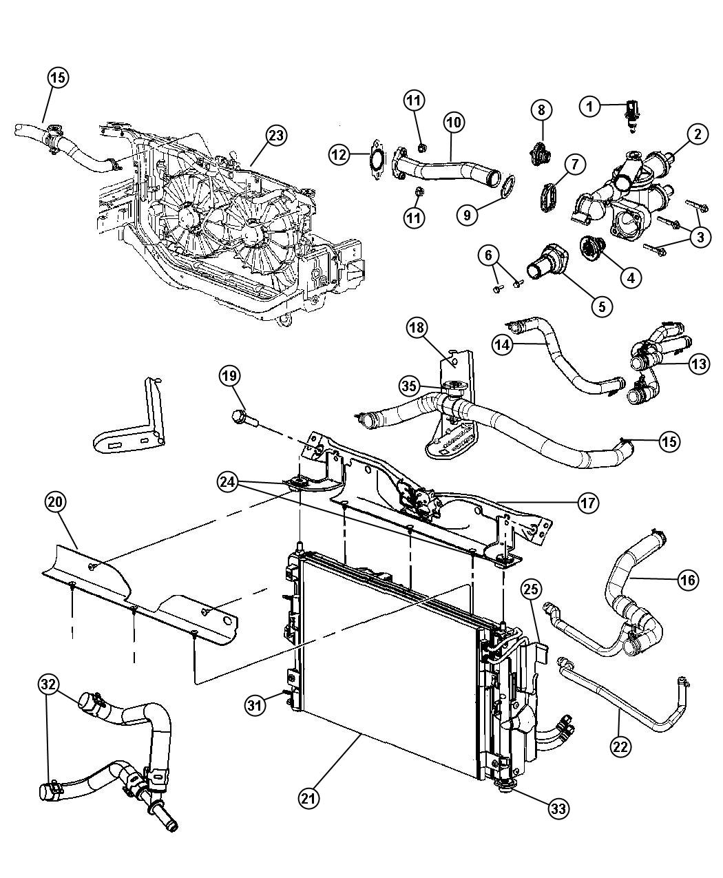 jeep patriot 2 4l engine diagram jeep auto wiring diagram. Black Bedroom Furniture Sets. Home Design Ideas