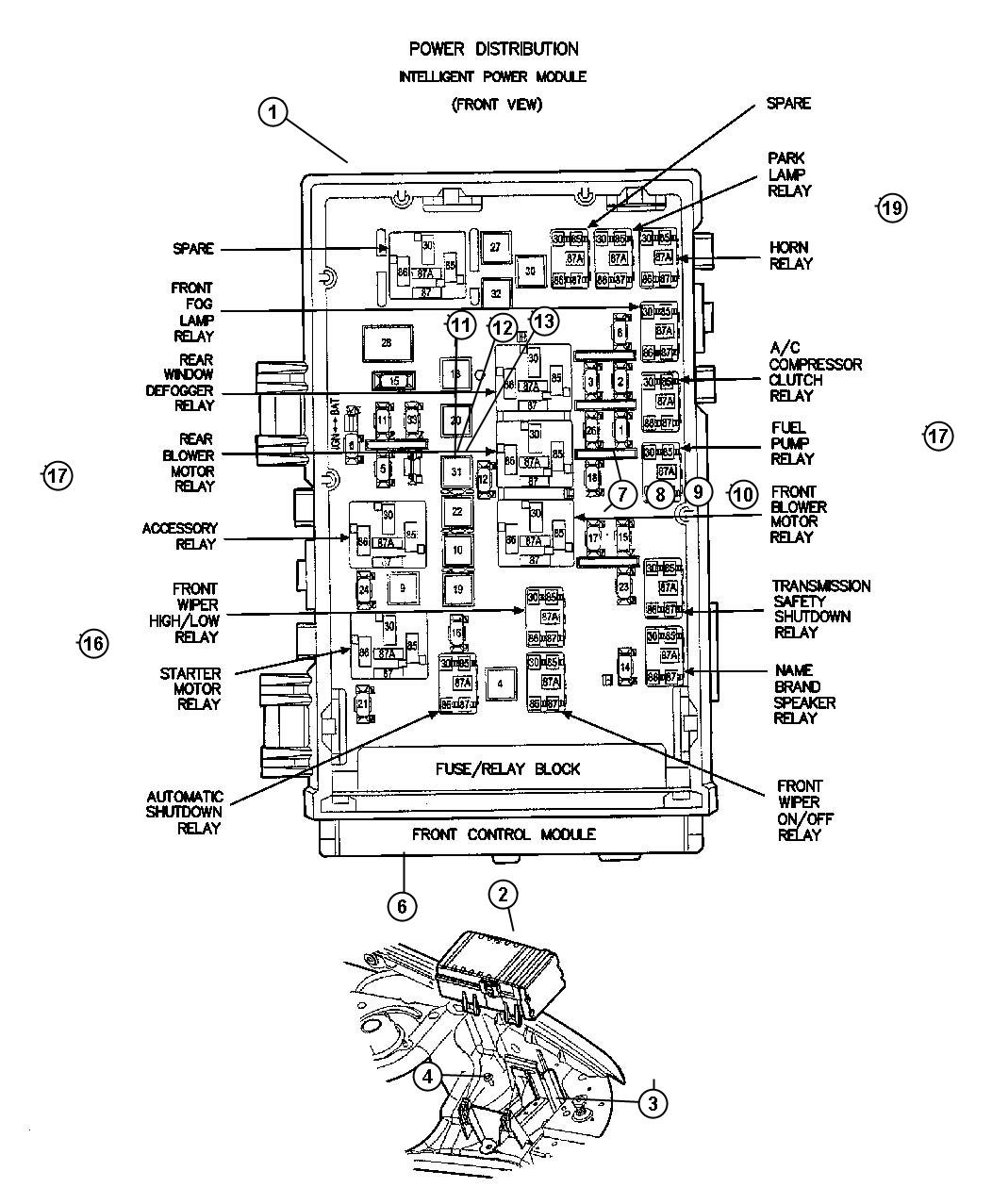 Fuse Diagram For 2002 Chrysler Sebring Convertible additionally P 0900c1528003c502 further P 0900c1528003c502 besides Coolant Temp Sensor Location 213371 likewise 5jbwl Dodge Ram 1500 4x4 2008 Dodge Ram 1500 Single Cab. on dodge caravan front control module