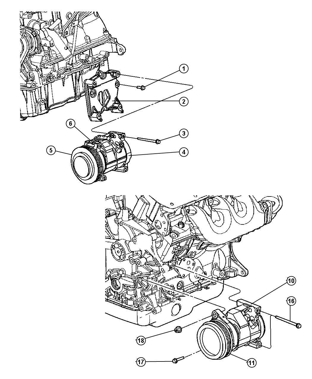 05066226aa  C Compressor Clutch