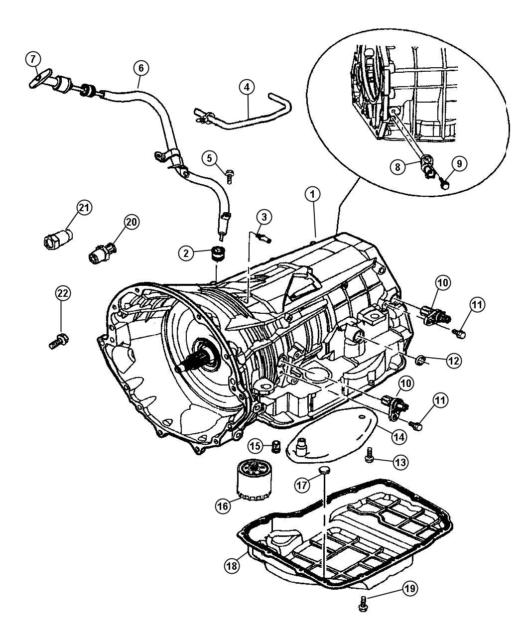 Jeep 42rle Transmission Diagrams Com