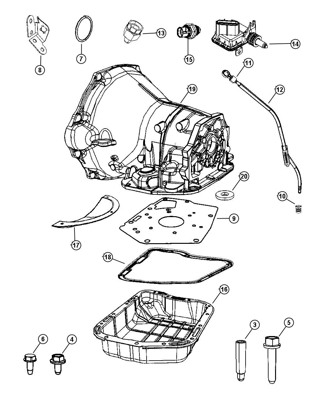 Chrysler 3 8l Engine Wire Harness Diagram Chrysler Get