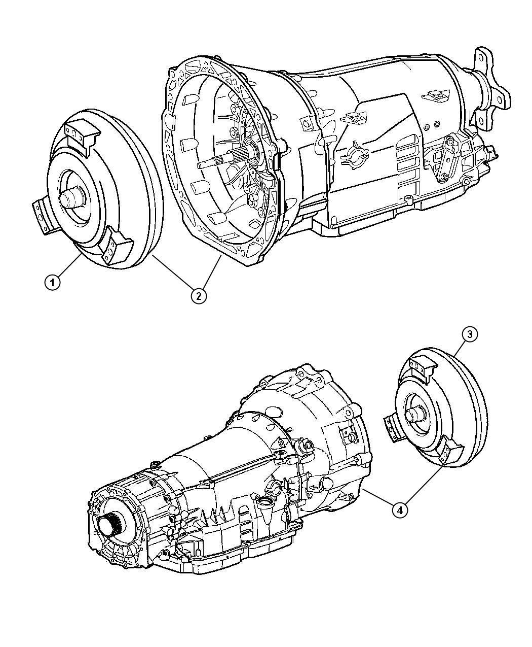 Jeep Commander Transmission Kit  Transmission Package