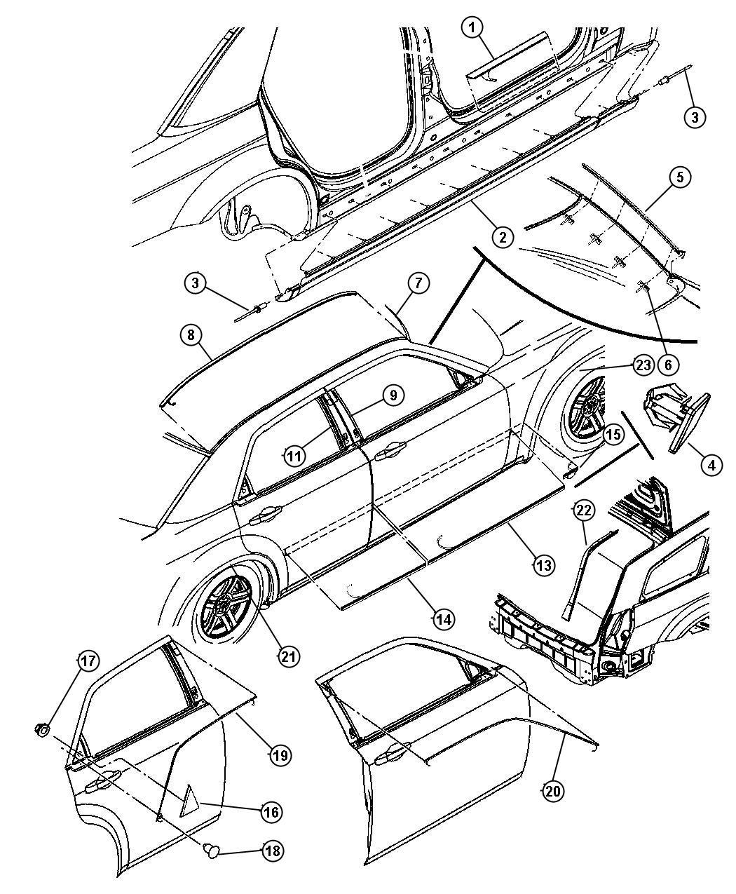 Wiring Diagram Dodge Magnum Srt8