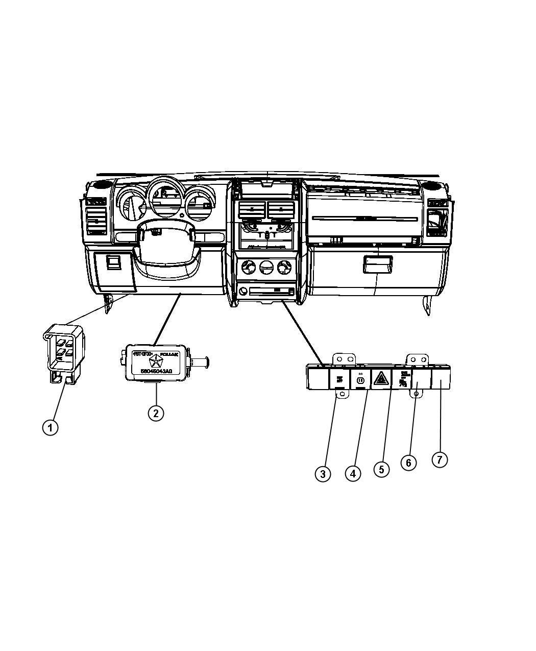 2009 Dodge Nitro Slt 4 0l V6 A  T 4x4 Switch  5 Gang  Export  Programheadlamp  Systemhill