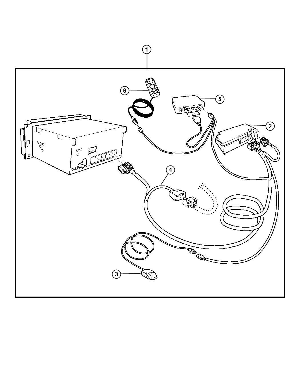 Dodge Caliber Microphone  Audio