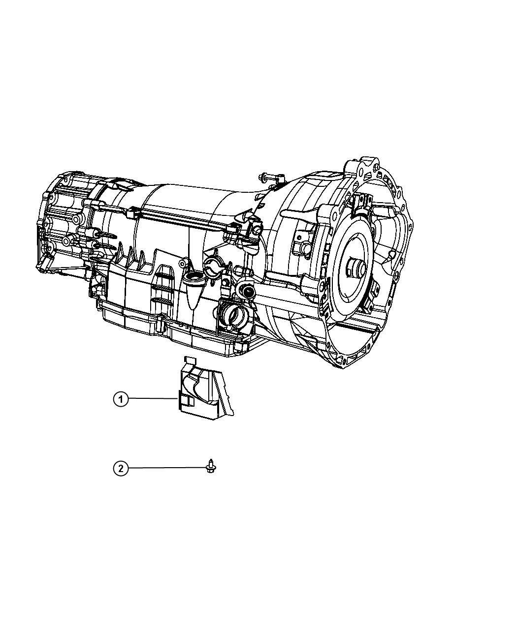Chrysler Concorde Screw  Hex Head  M6x1x15  Mounting