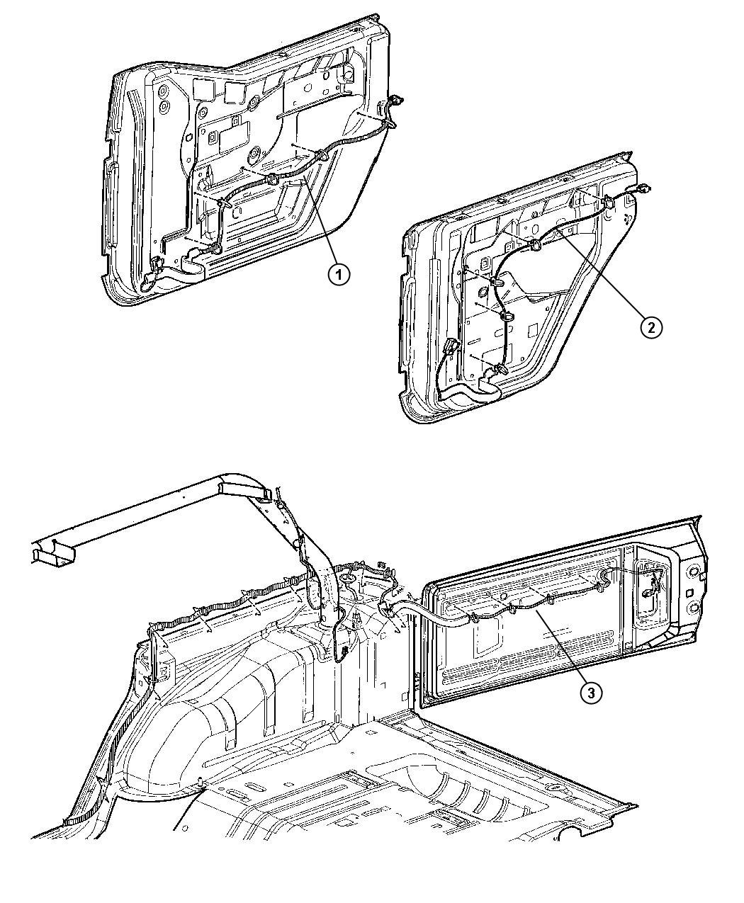 2011 jeep wrangler mirrors with Showassembly on Mazda 5 Radio Wire Diagram as well P 0996b43f802c5368 likewise Jeep Wrangler Tops Doors Window Kits C 25 28 57 439 moreover Jeep Liberty vs Subaru Forester moreover 2011 Nissan Versa Wiring Diagram High Beam Headlight.