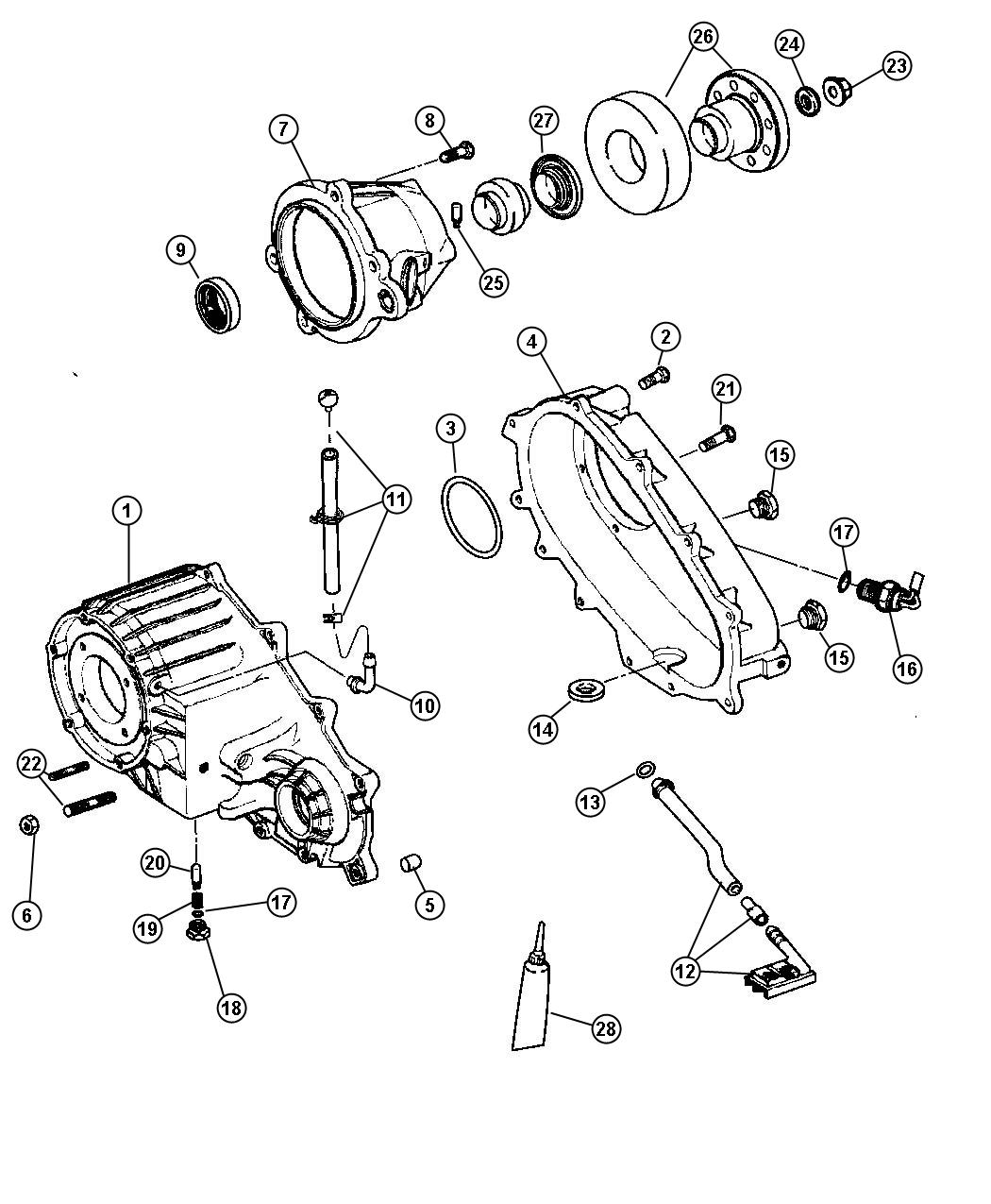 2011 jeep wrangler switch transfer case 5 position dhe. Black Bedroom Furniture Sets. Home Design Ideas
