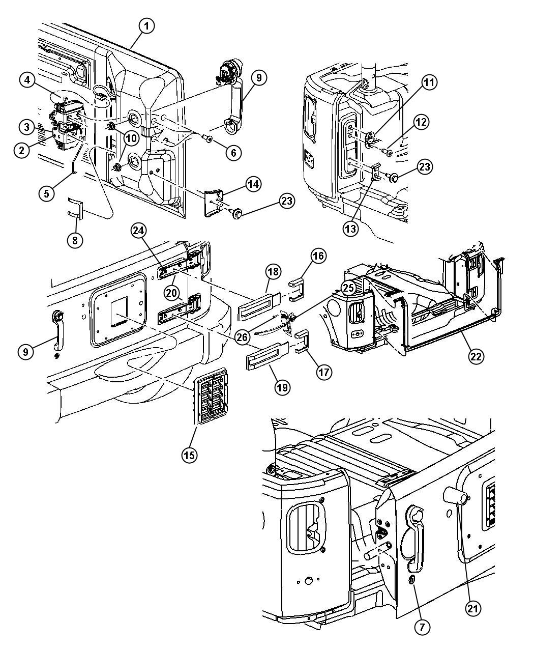 chevy avalanche bed parts diagram new era of wiring diagram Jeep Wrangler Parts Schematic 2012 dodge ram tailgate wiring diagram imageresizertool 2004 chevy avalanche parts diagram 2004 chevy avalanche