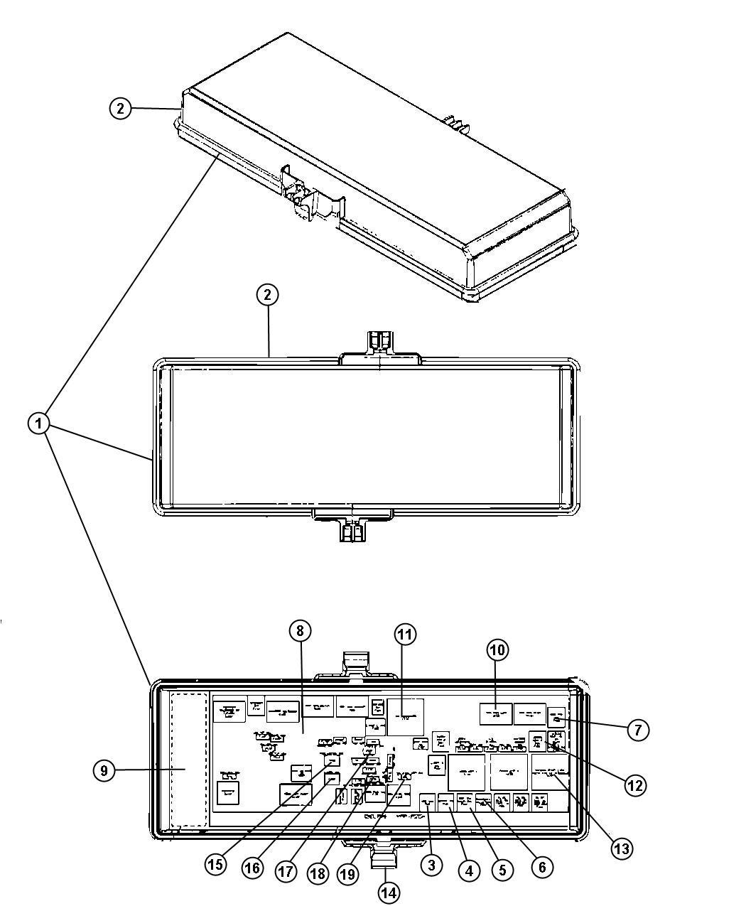 2013 dodge fuse export j case 20 amp blueupolice. Black Bedroom Furniture Sets. Home Design Ideas