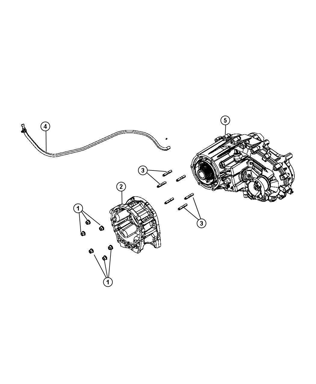 jeep wrangler transfer case np241 dhe moduleman dgj. Black Bedroom Furniture Sets. Home Design Ideas
