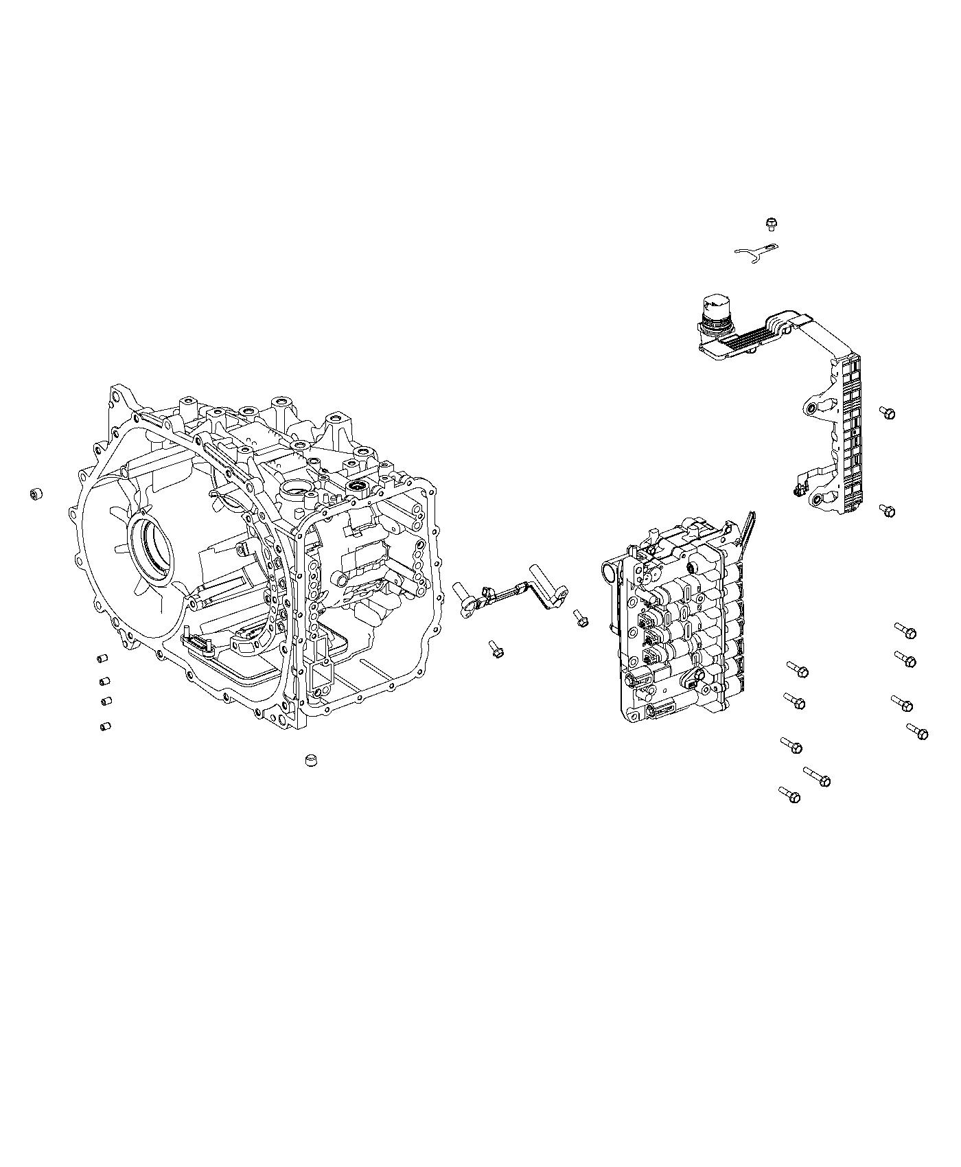 Jeep Compass Seal  Transmission